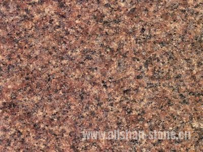 Chinese Qilu Red granite